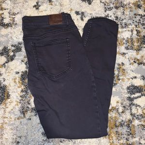 Maurices Gray Skinny Jeans